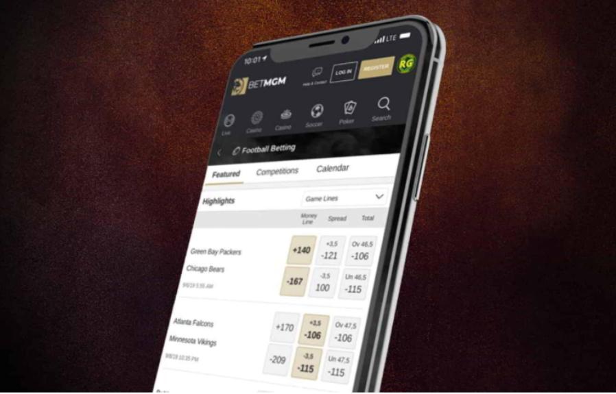 BetMGM app records 90% lift in revenues