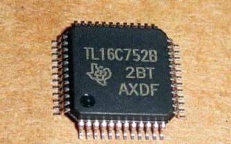 TL16C752BPT TI