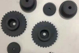 What methods can be used to process gear prototype parts